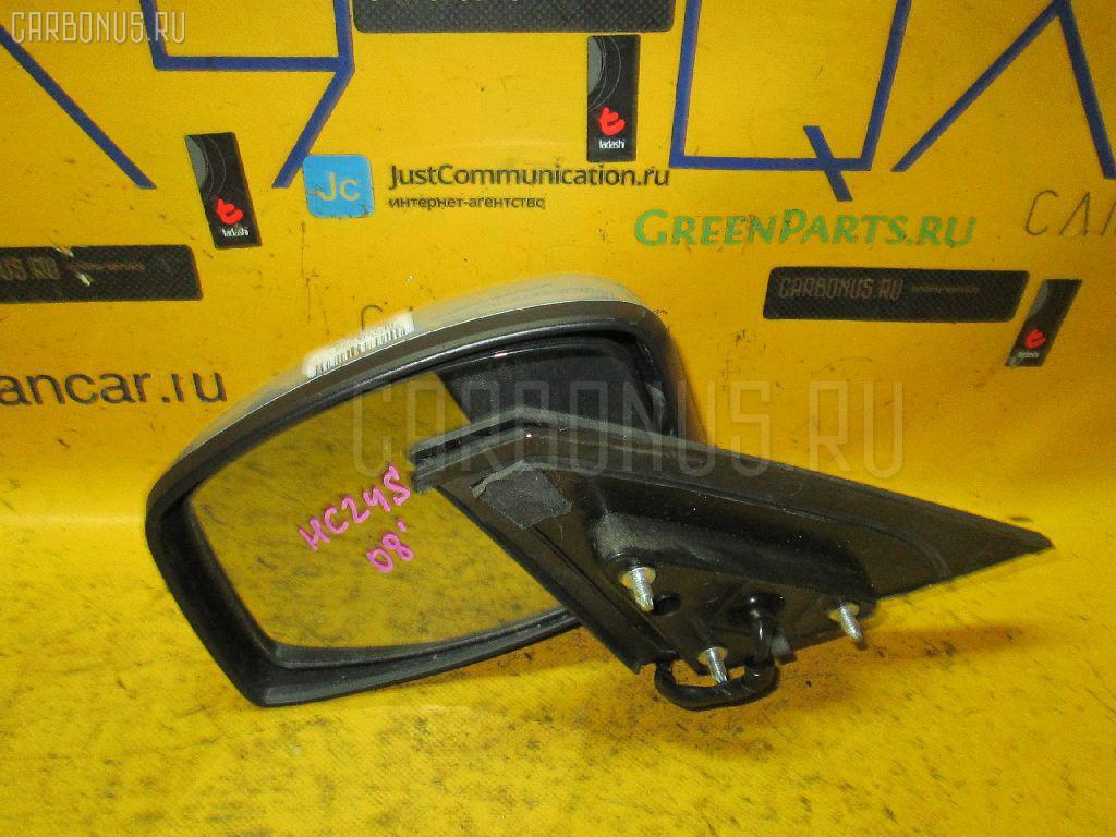 Зеркало двери боковой NISSAN PINO HC24S Фото 1