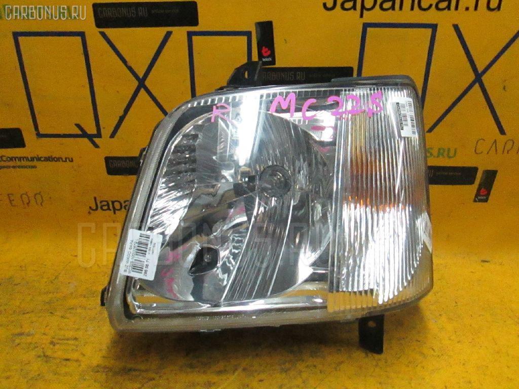 Фара Suzuki Wagon r MC22S Фото 1