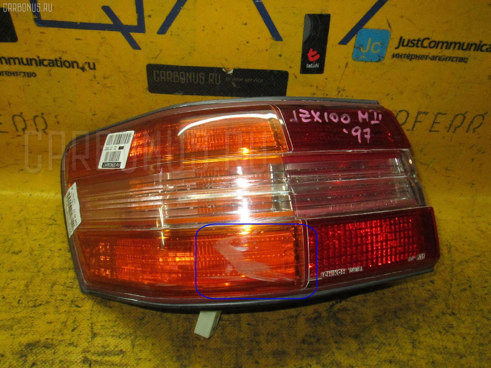 Стоп TOYOTA MARK II JZX100 Фото 2