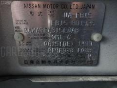 Радиатор кондиционера Nissan Sunny FB15 QG15DE Фото 8