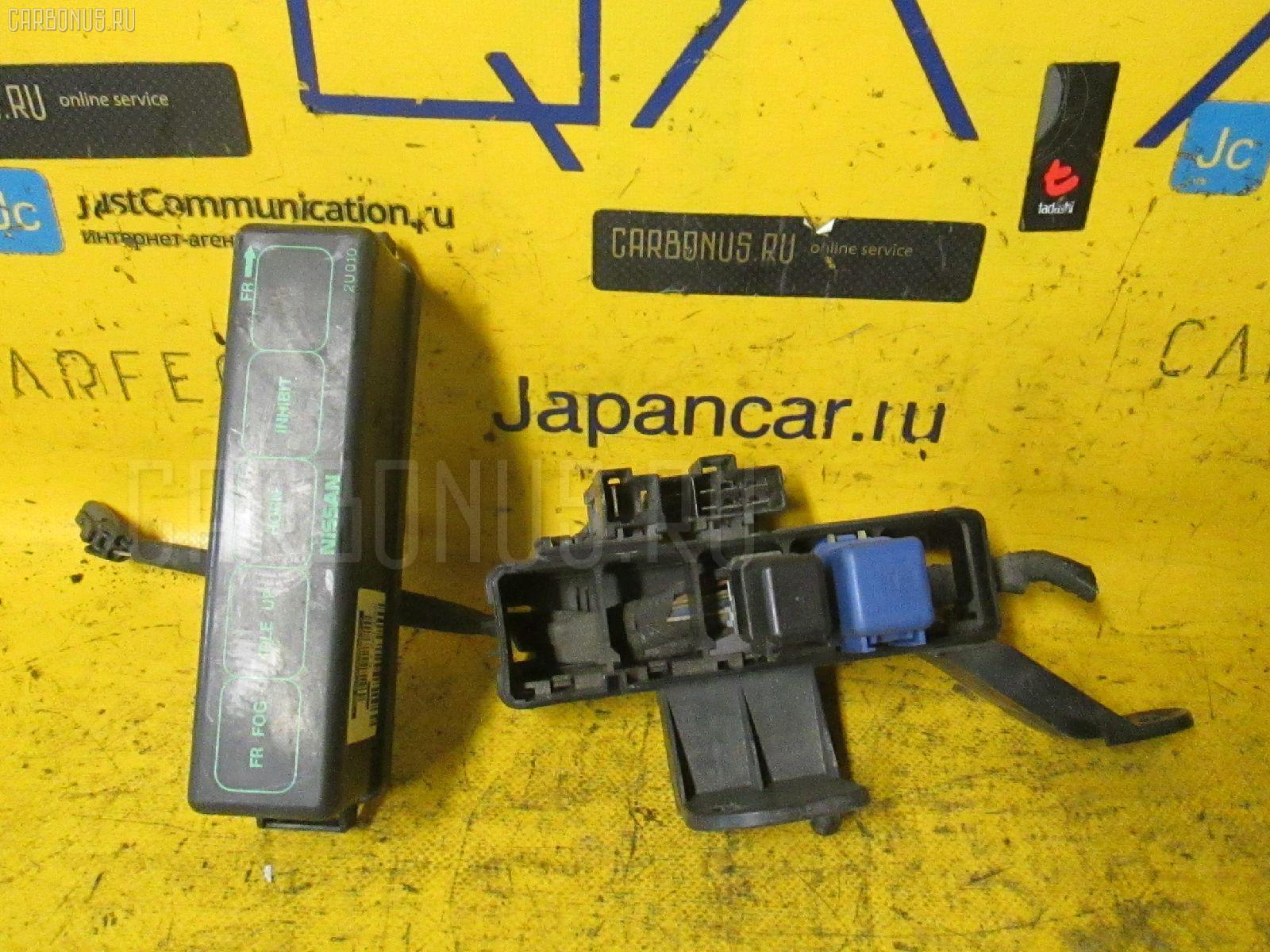 Блок предохранителей NISSAN CUBE Z10 CG13DE. Фото 6