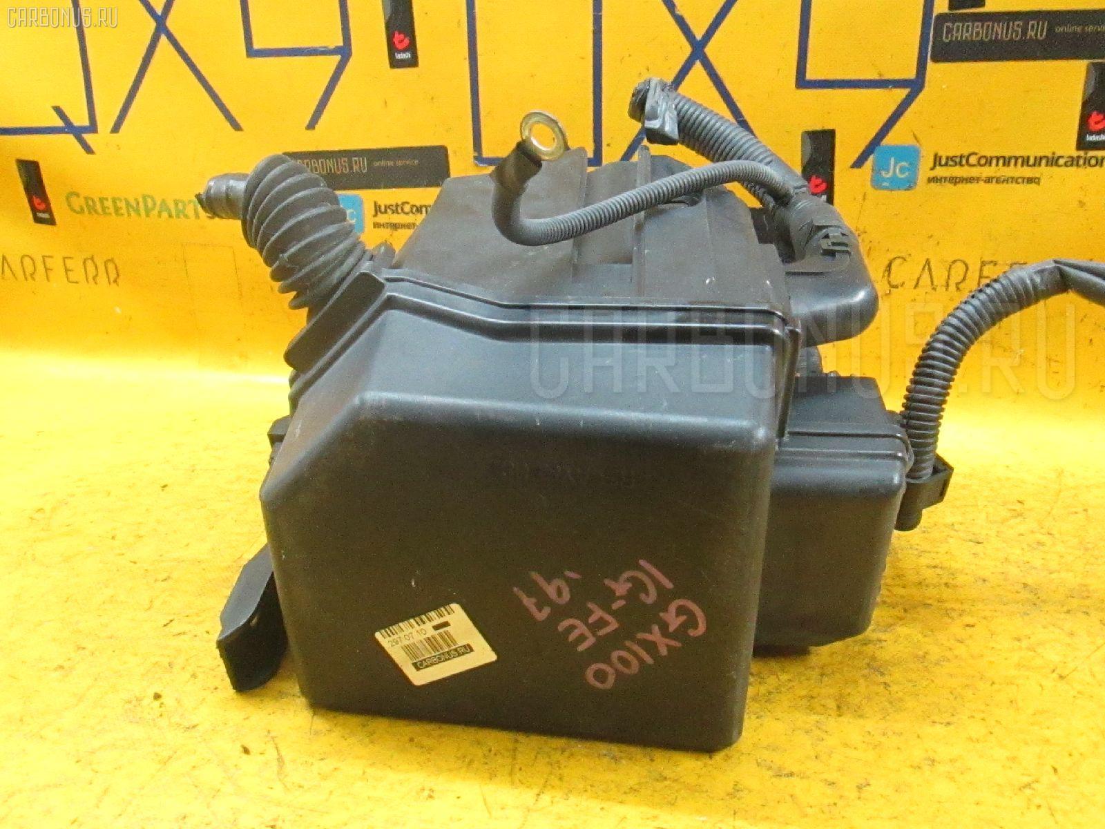 Блок предохранителей TOYOTA CHASER GX100 1G-FE. Фото 6