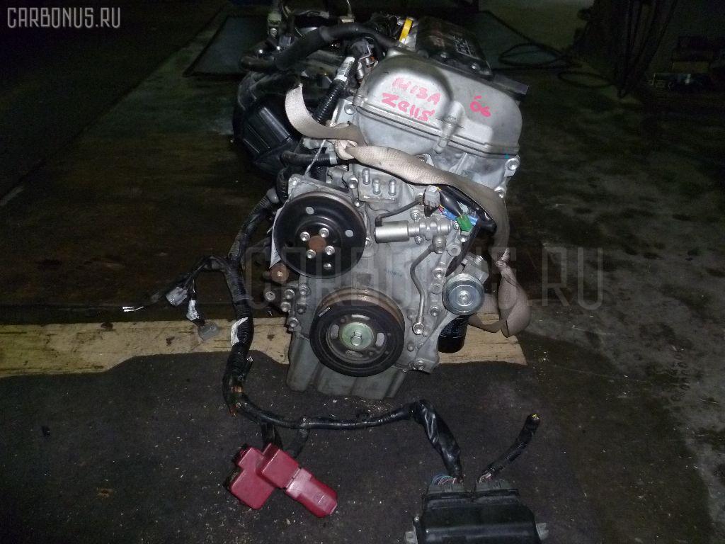 Двигатель SUZUKI SWIFT ZC11S M13A. Фото 7