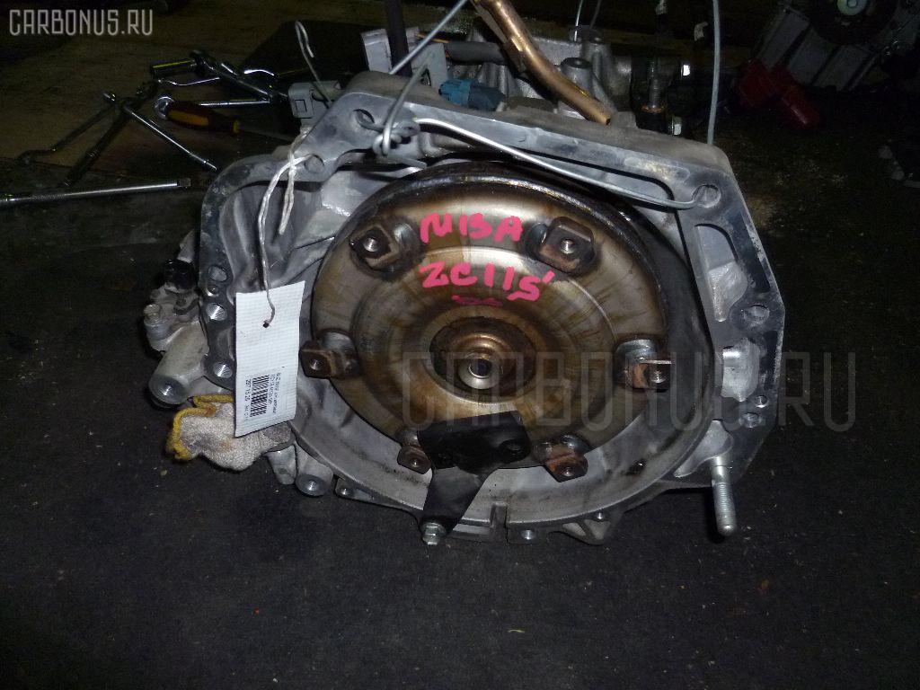 КПП автоматическая SUZUKI SWIFT ZC11S M13A. Фото 1