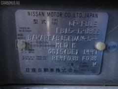 Балка под ДВС NISSAN SUNNY FB15 QG15DE Фото 6