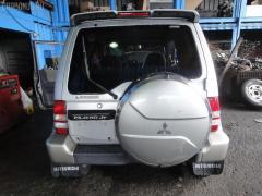 Тормозной диск Mitsubishi Pajero junior H57A 4A31 Фото 4