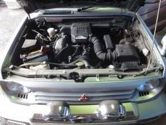 Тормозной диск Mitsubishi Pajero junior H57A 4A31 Фото 6