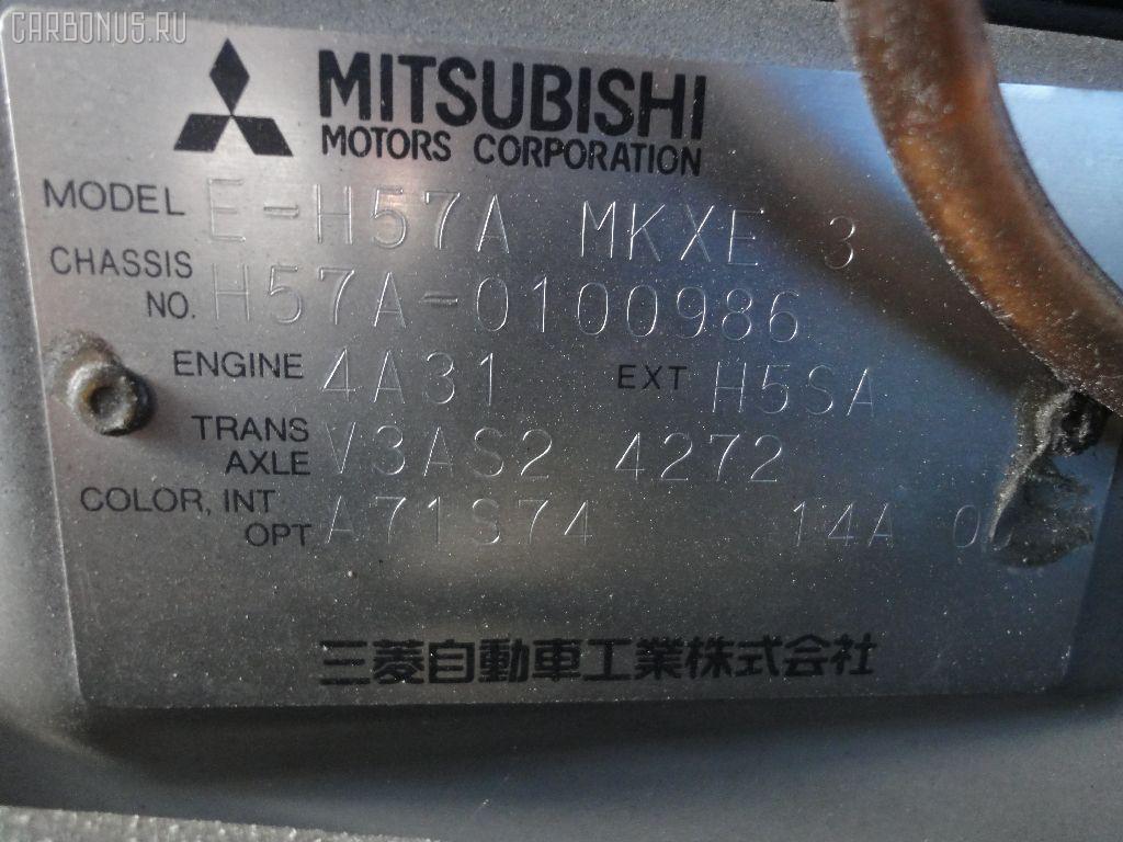 Тросик капота MITSUBISHI PAJERO JUNIOR H57A Фото 6