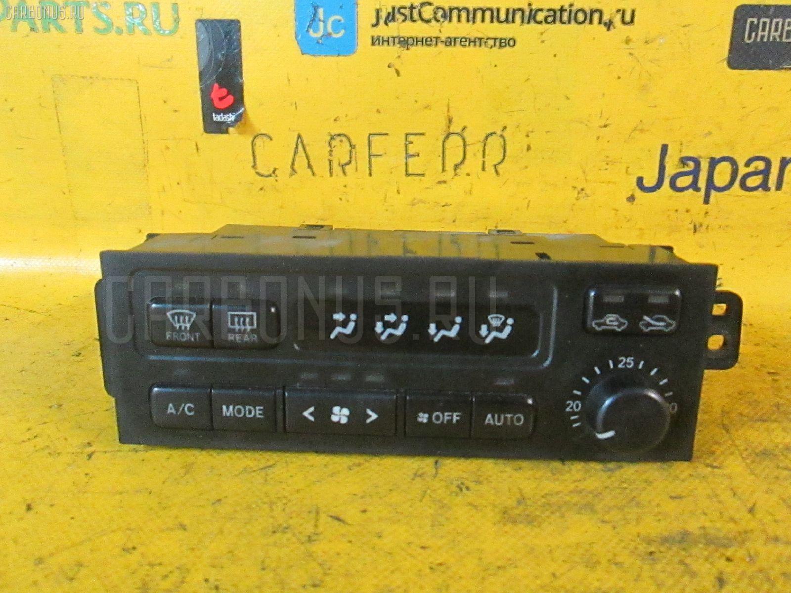 Блок управления климатконтроля TOYOTA CORONA PREMIO ST210 3S-FSE. Фото 10