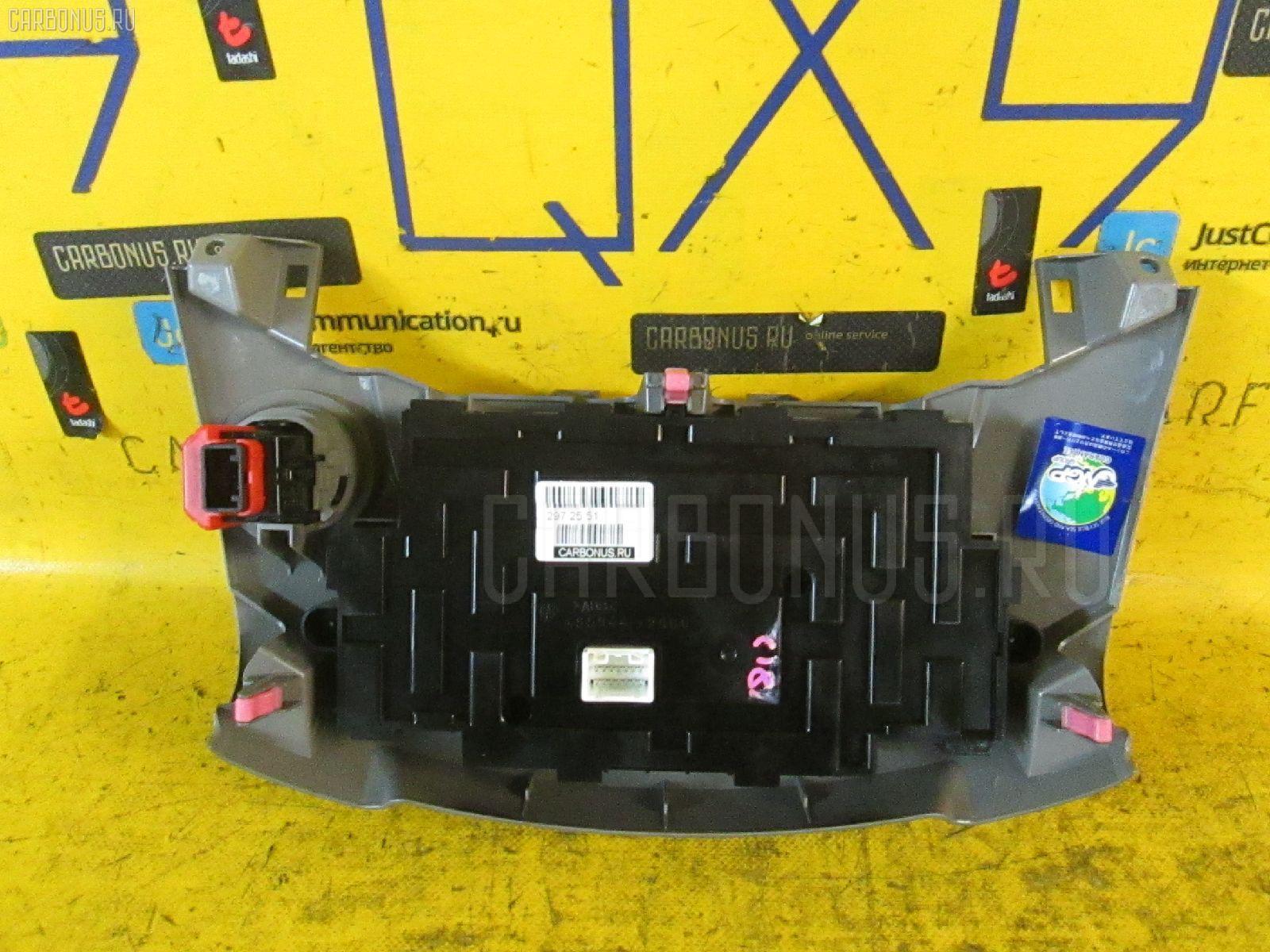 Блок управления климатконтроля TOYOTA RAV4 ACA33W Фото 1
