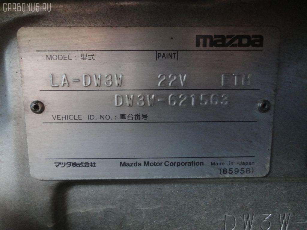 Спидометр MAZDA DEMIO DW3W B3 Фото 7