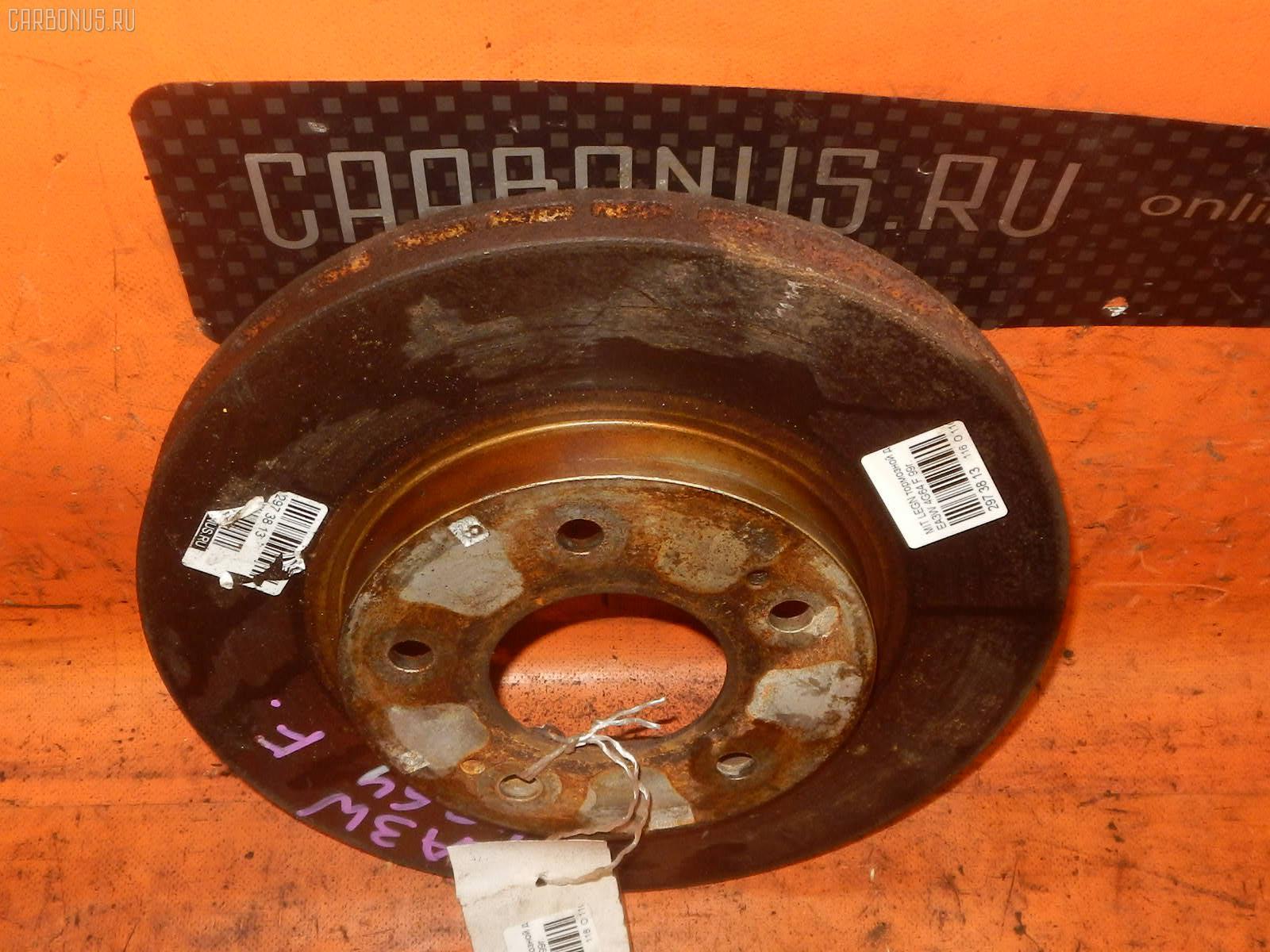 Тормозной диск MITSUBISHI LEGNUM EA3W 4G64 Фото 1