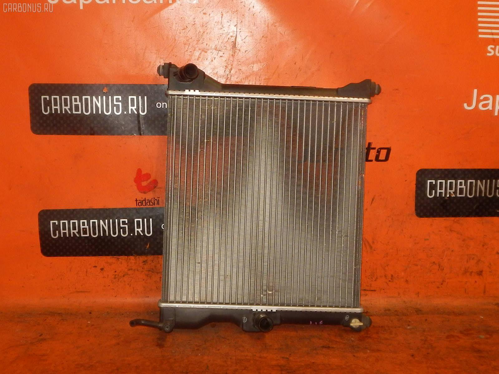 Радиатор ДВС Mitsubishi I HA1W 3B20 Фото 1