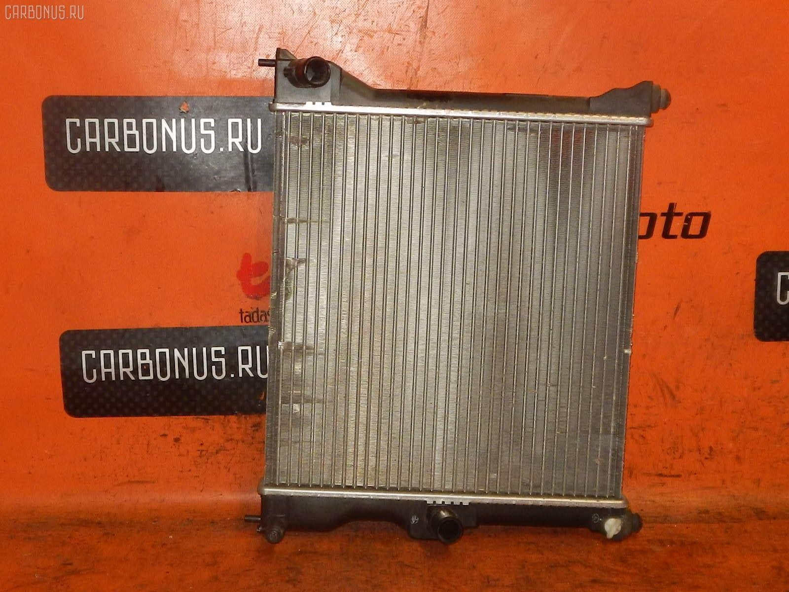 Радиатор ДВС Mitsubishi I HA1W 3B20-T Фото 1