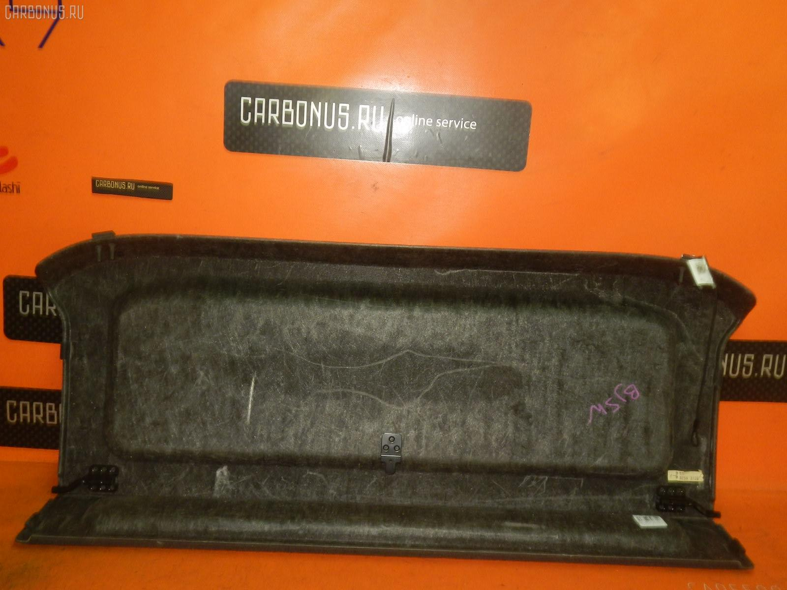 Шторка багажника MAZDA FAMILIA S-WAGON BJ5W. Фото 5