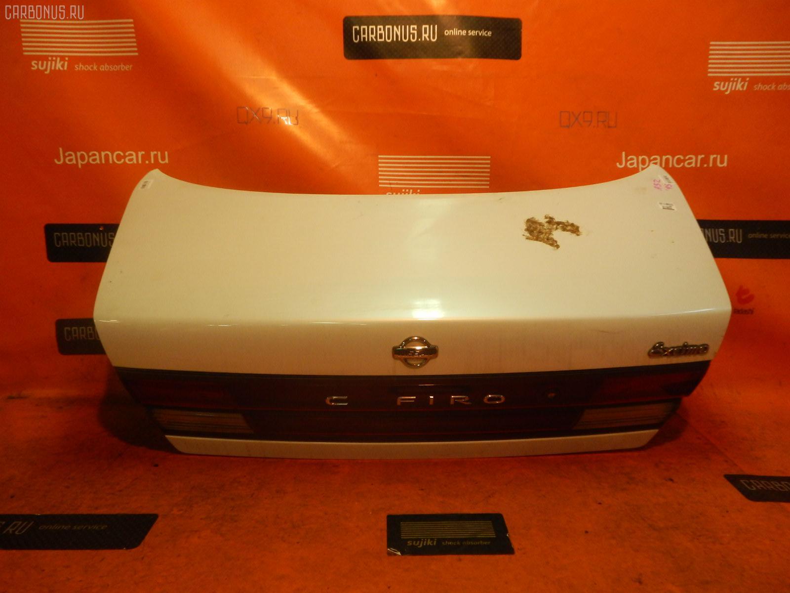 Крышка багажника NISSAN CEFIRO A32. Фото 6