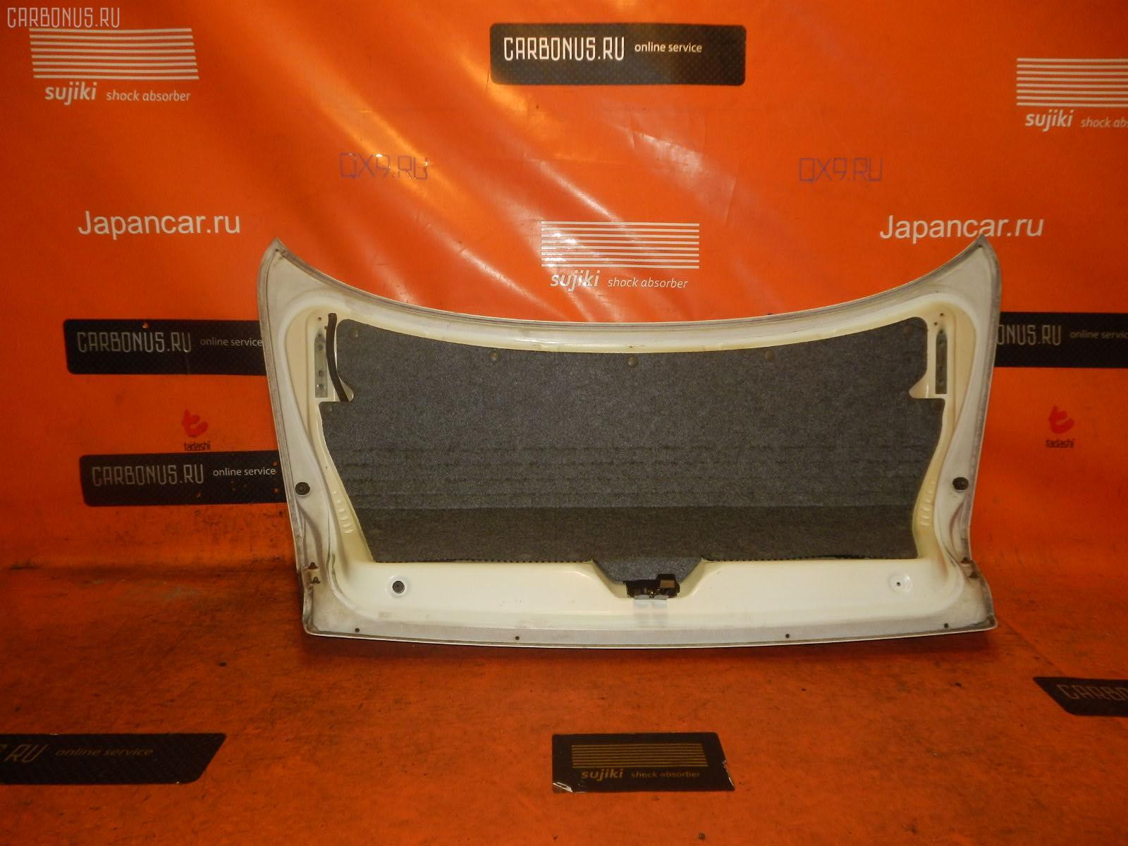Крышка багажника NISSAN CEFIRO A32. Фото 7