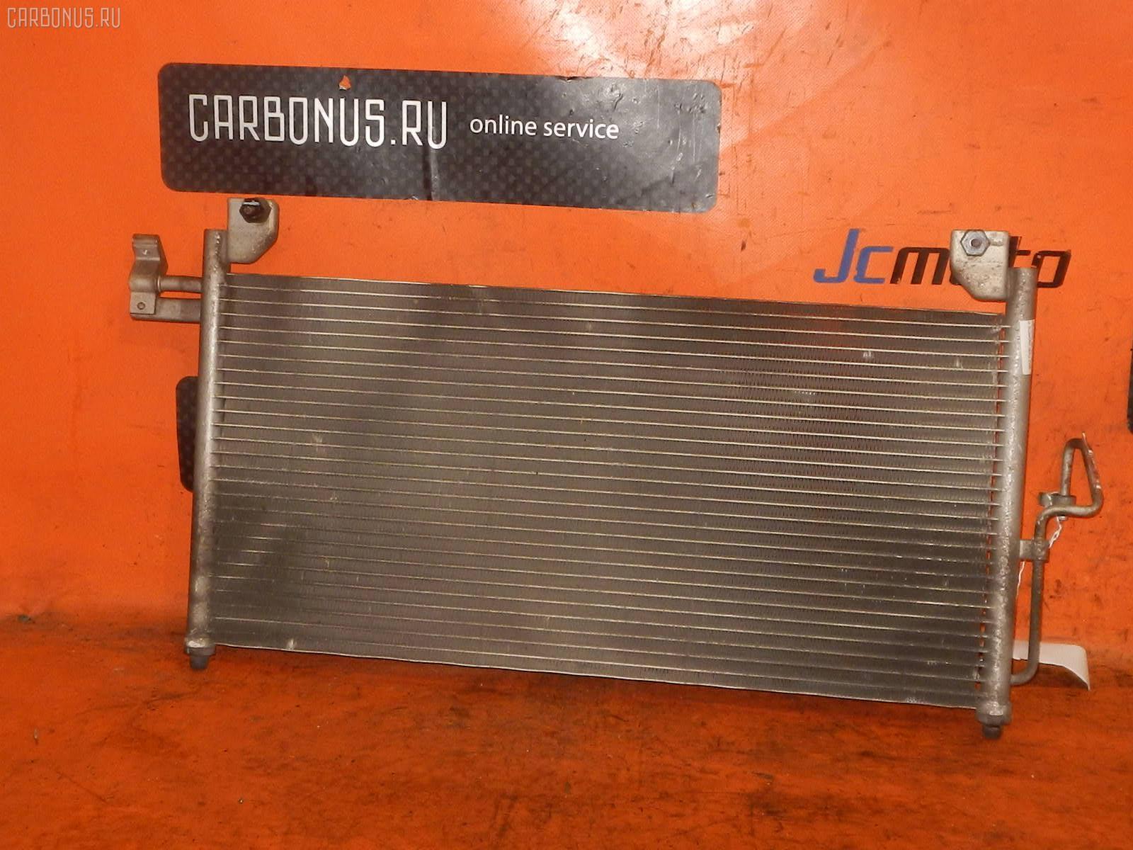 Радиатор кондиционера MAZDA FAMILIA S-WAGON BJFW FS-ZE. Фото 8