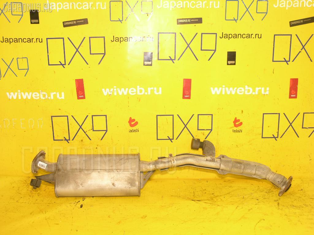 Глушитель TOYOTA MARK II GX90 1G-FE. Фото 3