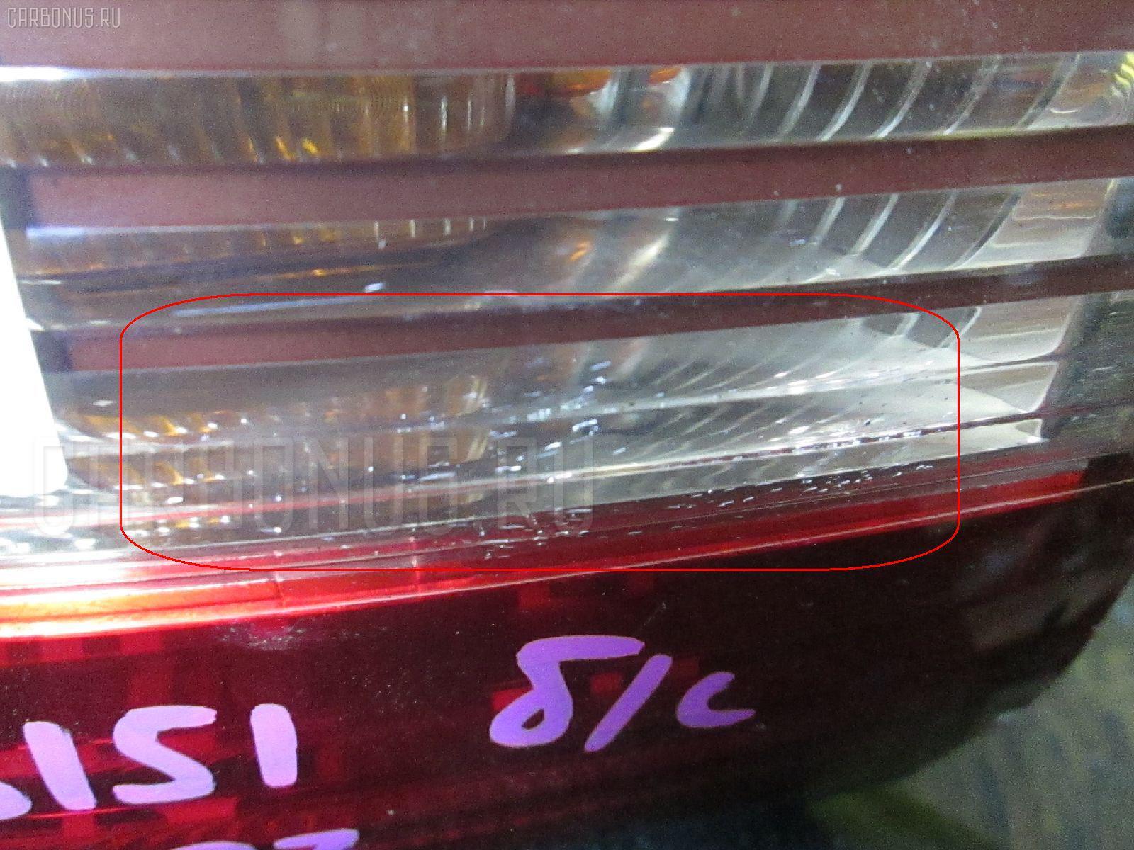 Стоп Toyota Crown GS151 Фото 1