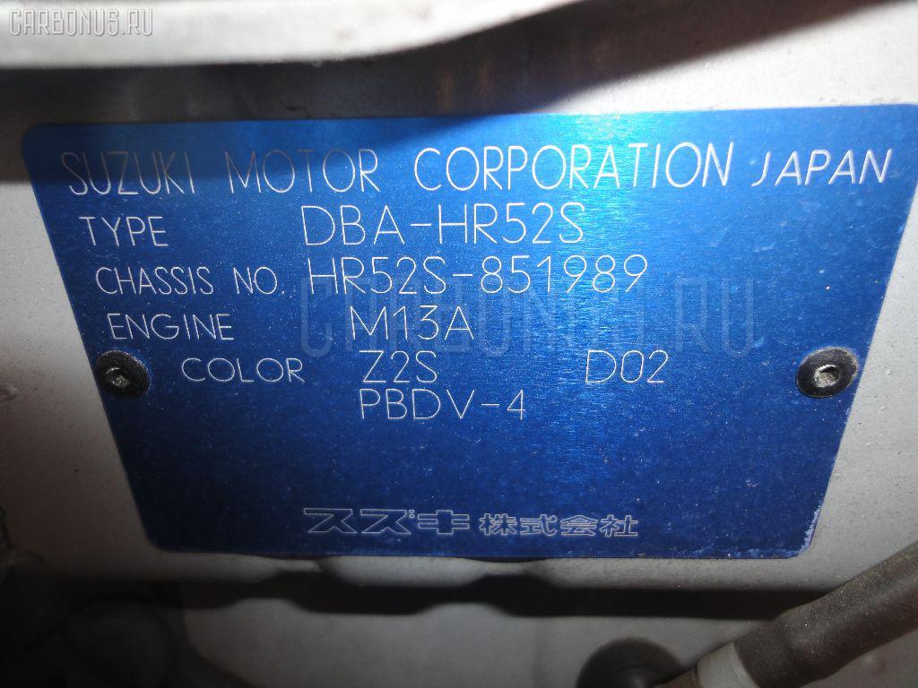 Катафот заднего бампера SUZUKI CHEVROLET CRUZE HR52S Фото 7