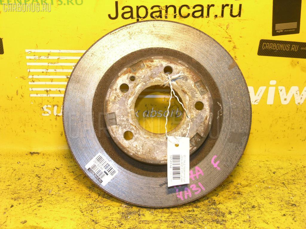 Тормозной диск MITSUBISHI PAJERO JUNIOR H57A 4A31 Фото 1