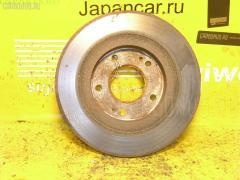 Тормозной диск MITSUBISHI PAJERO JUNIOR H57A 4A31 Фото 2