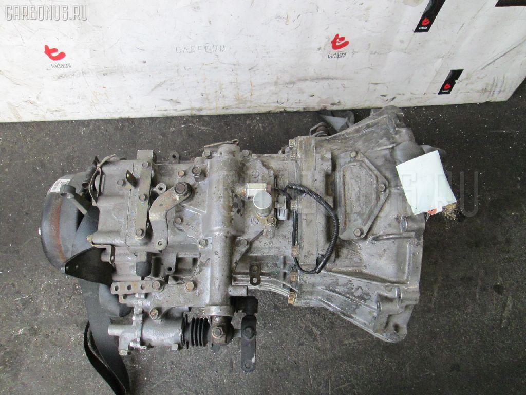 КПП механическая Fuso FK71HJ 6M61 Фото 1