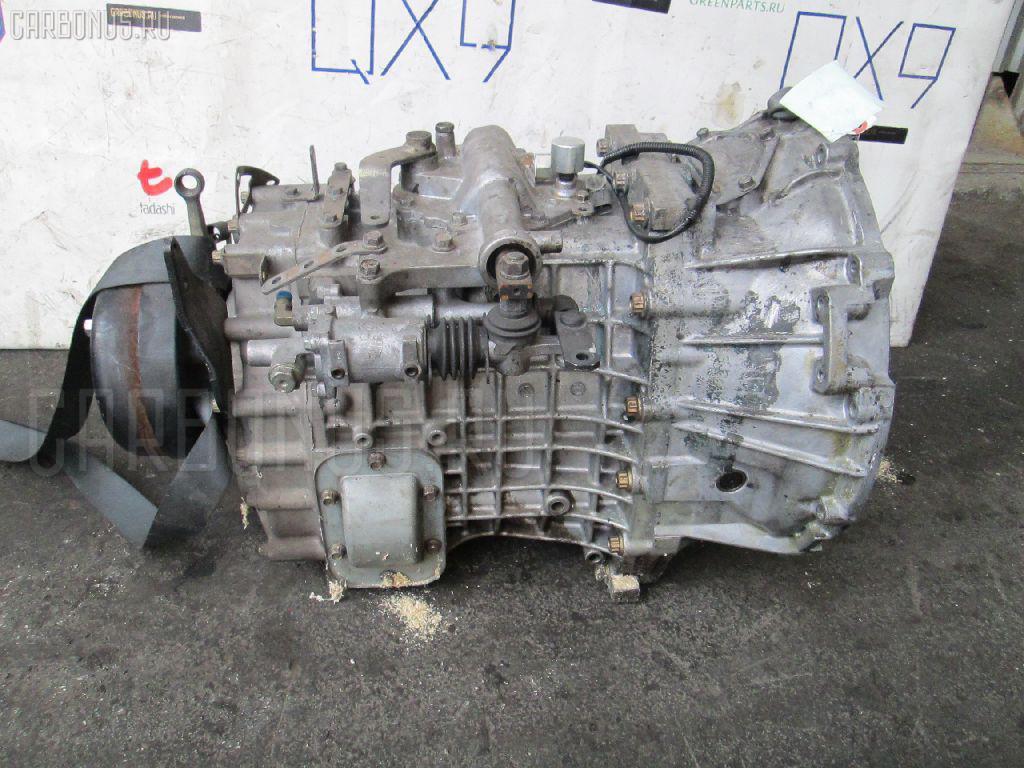 КПП механическая FUSO FK71HJ 6M61 Фото 2