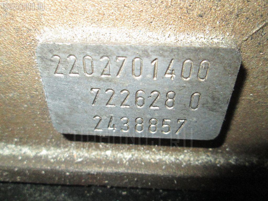 КПП автоматическая MERCEDES-BENZ S-CLASS W220.178 137.970 Фото 3