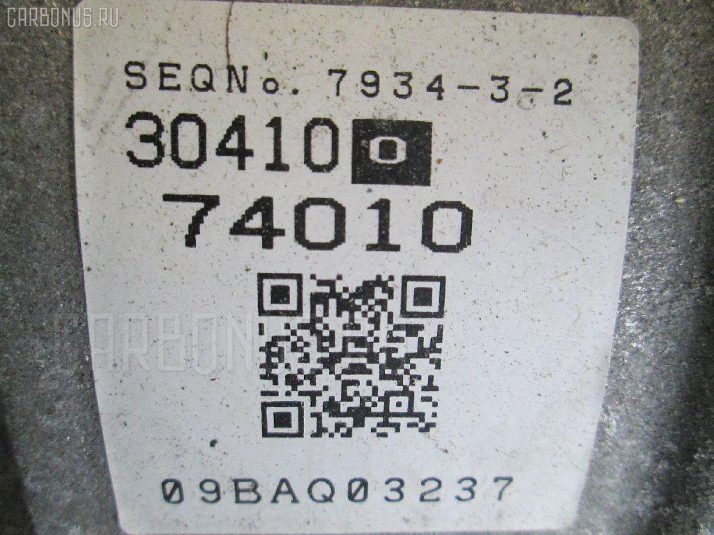 КПП автоматическая TOYOTA IQ KGJ10 1KR-FE Фото 1