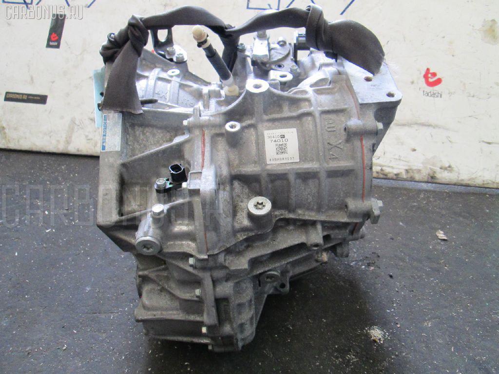 КПП автоматическая TOYOTA IQ KGJ10 1KR-FE Фото 6