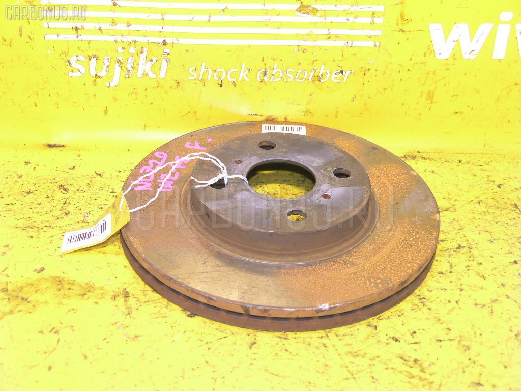 Тормозной диск TOYOTA PORTE NNP11. Фото 3