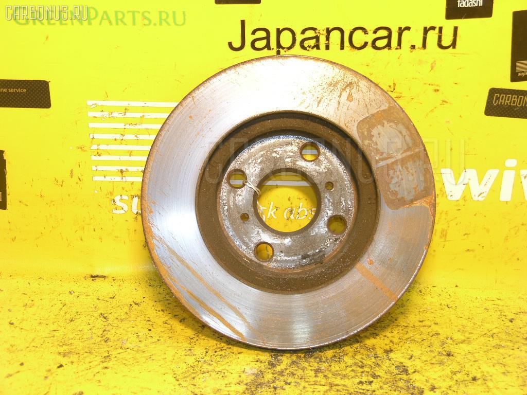 Тормозной диск TOYOTA PORTE NNP11. Фото 5