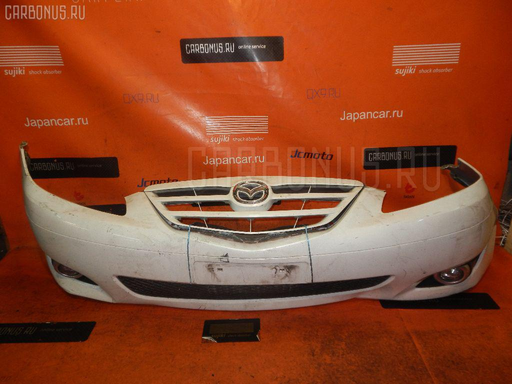 Бампер MAZDA MPV LW3W. Фото 3