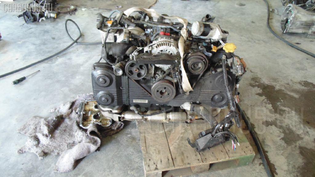Двигатель SUBARU LEGACY WAGON BH5 EJ208-TT. Фото 10