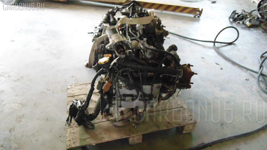 Двигатель SUBARU LEGACY WAGON BH5 EJ208-TT. Фото 11