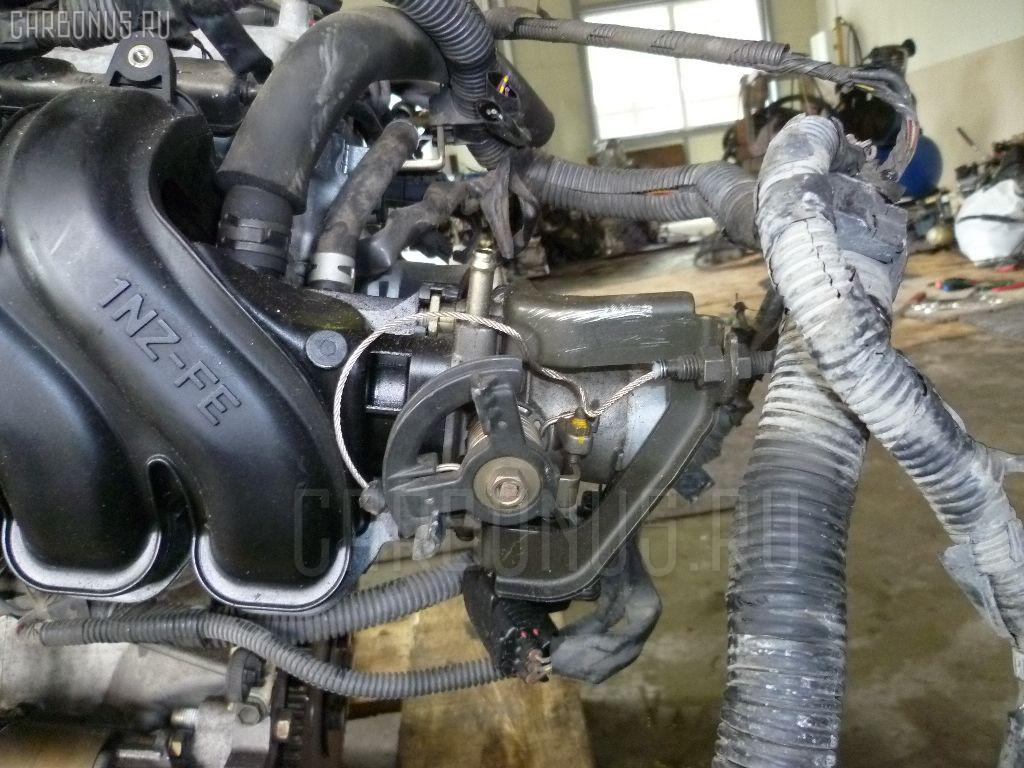 Двигатель TOYOTA FUNCARGO NCP21 1NZ-FE. Фото 11