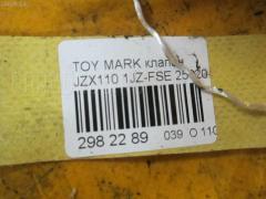 Клапан egr TOYOTA MARK II JZX110 1JZ-FSE Фото 3