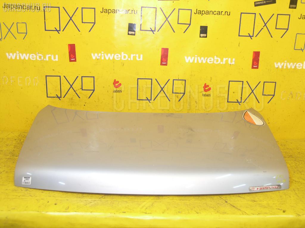 Крышка багажника Toyota Corolla ceres AE101 Фото 1
