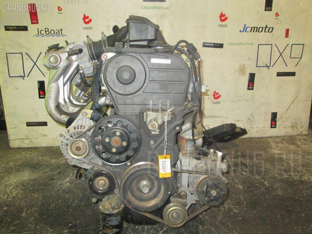 Двигатель MITSUBISHI COLT Z27A 4G15 Фото 1