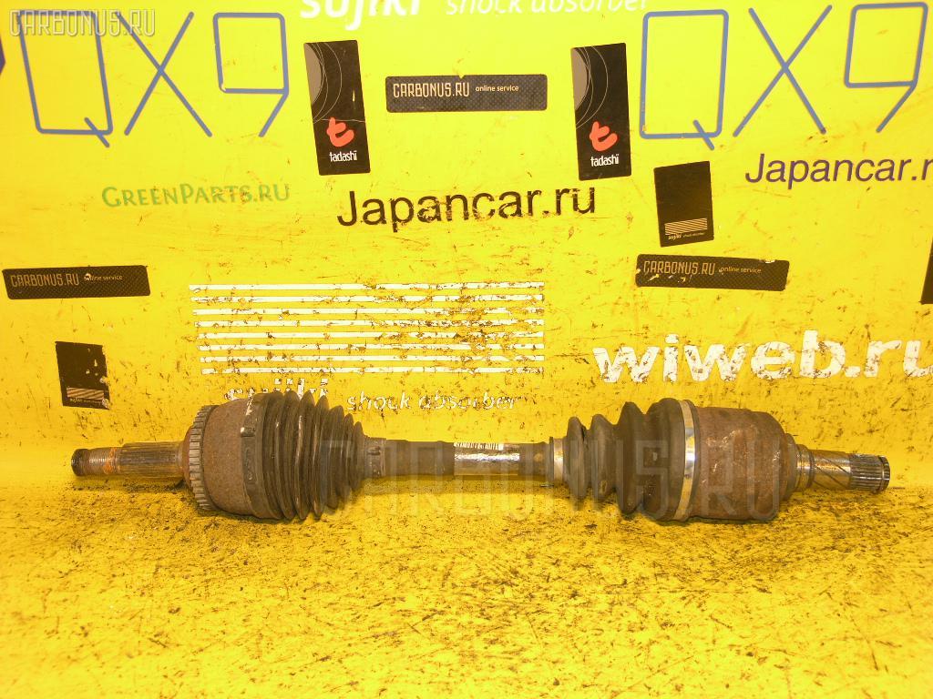 Привод NISSAN CEFIRO PA33 VQ25DD. Фото 5