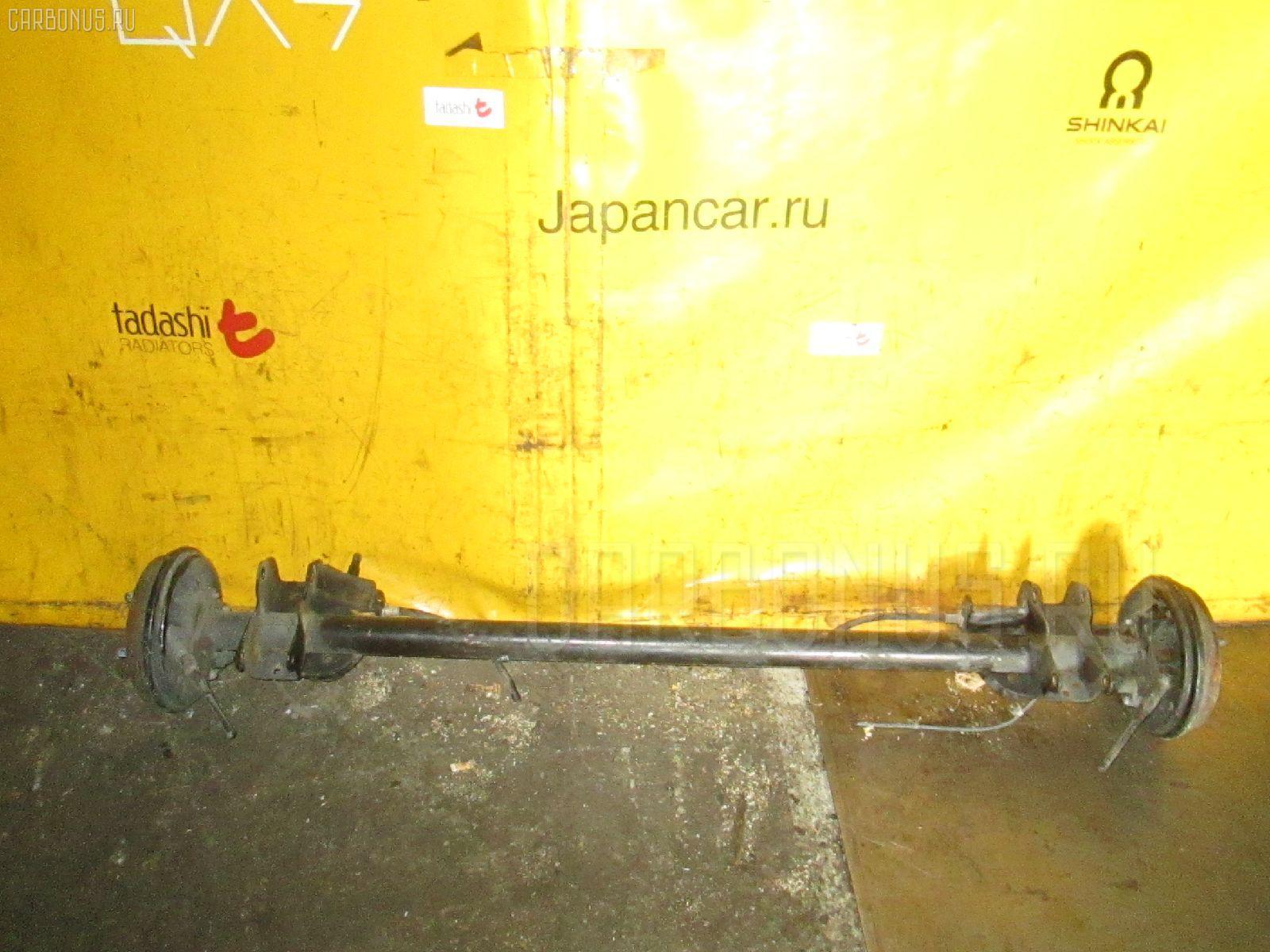 Балка подвески NISSAN MOCO MG21S K6A Фото 3