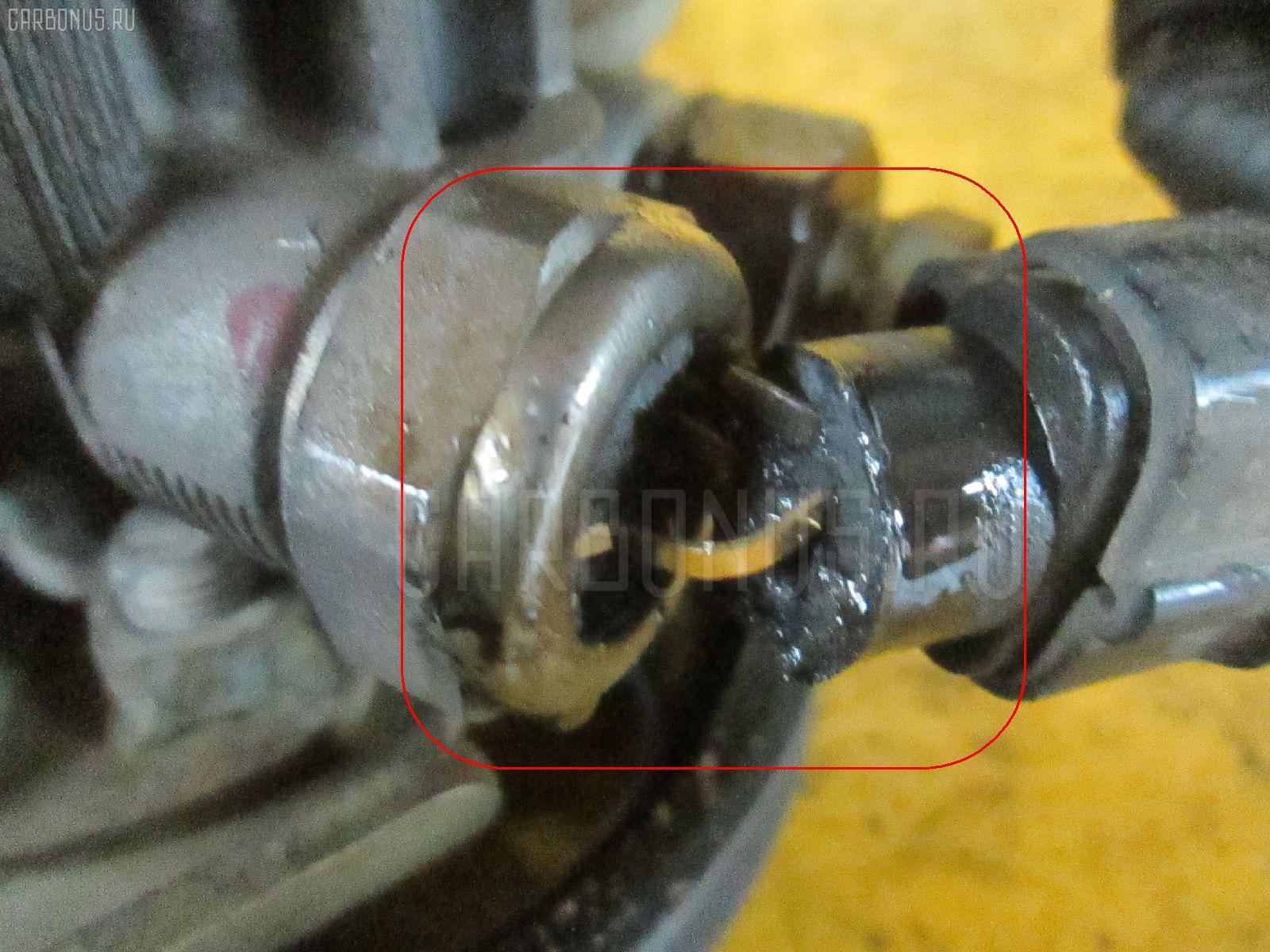 Гидроусилителя насос TOYOTA BB NCP35 1NZ-FE. Фото 1