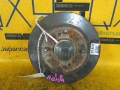 Тормозной диск Nissan Primera wagon WHP11 SR20DE Фото 2