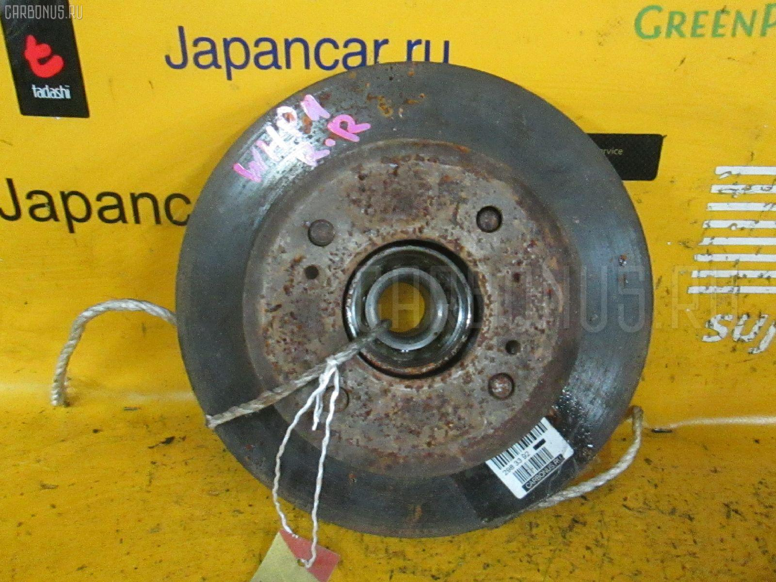 Тормозной диск NISSAN PRIMERA WAGON WHP11 Фото 1