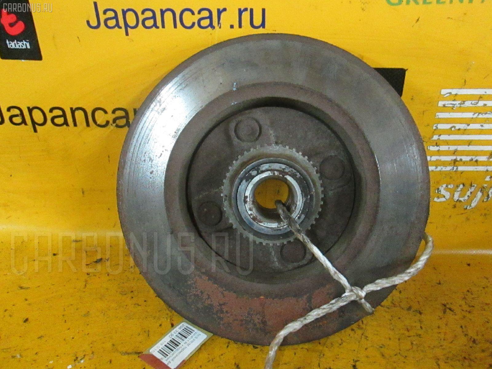 Тормозной диск NISSAN PRIMERA WAGON WHP11 Фото 2