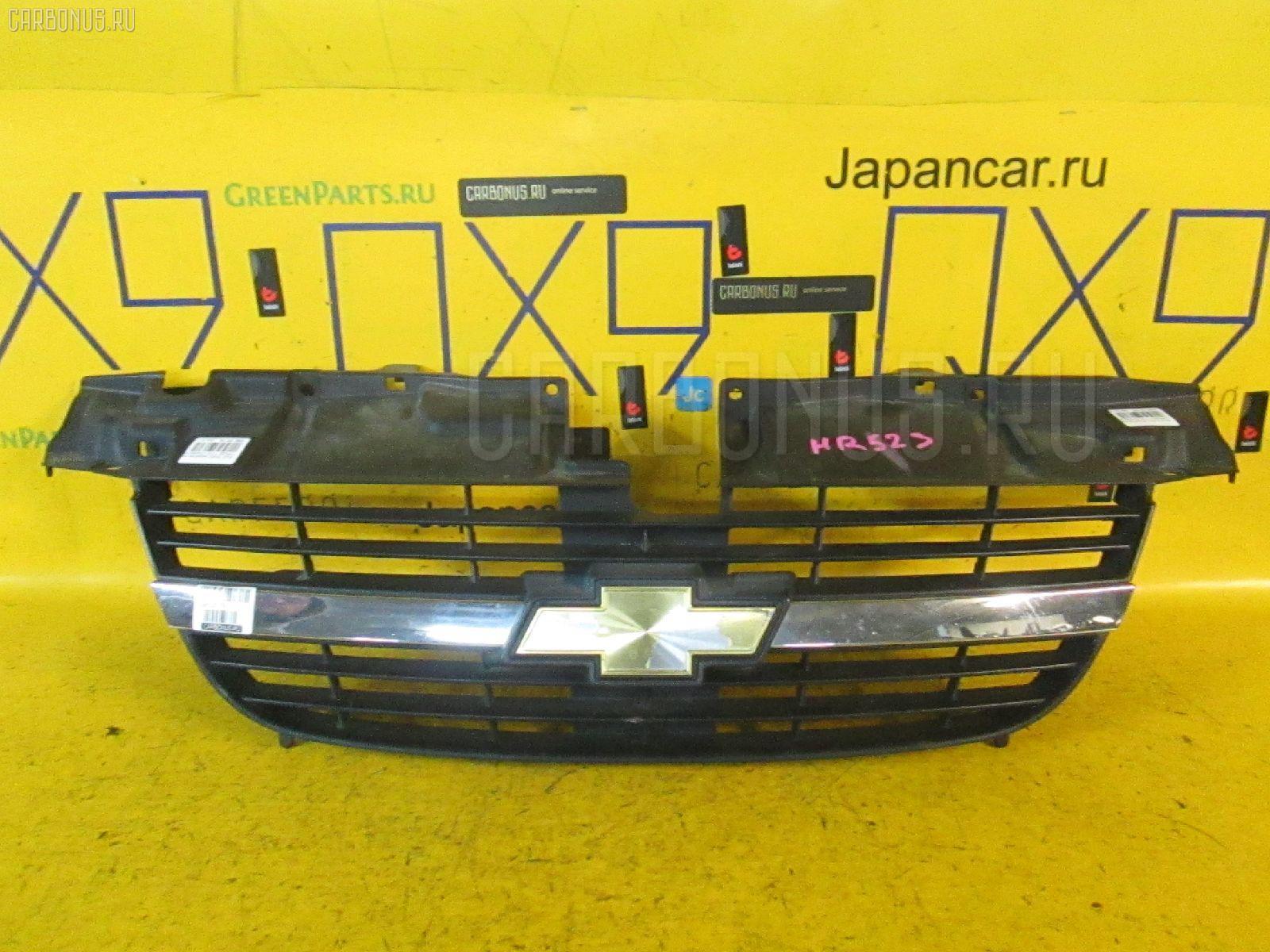 Решетка радиатора SUZUKI CHEVROLET CRUZE HR52S Фото 2