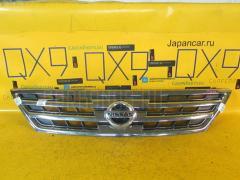 Решетка радиатора Nissan Presage TU31 Фото 1