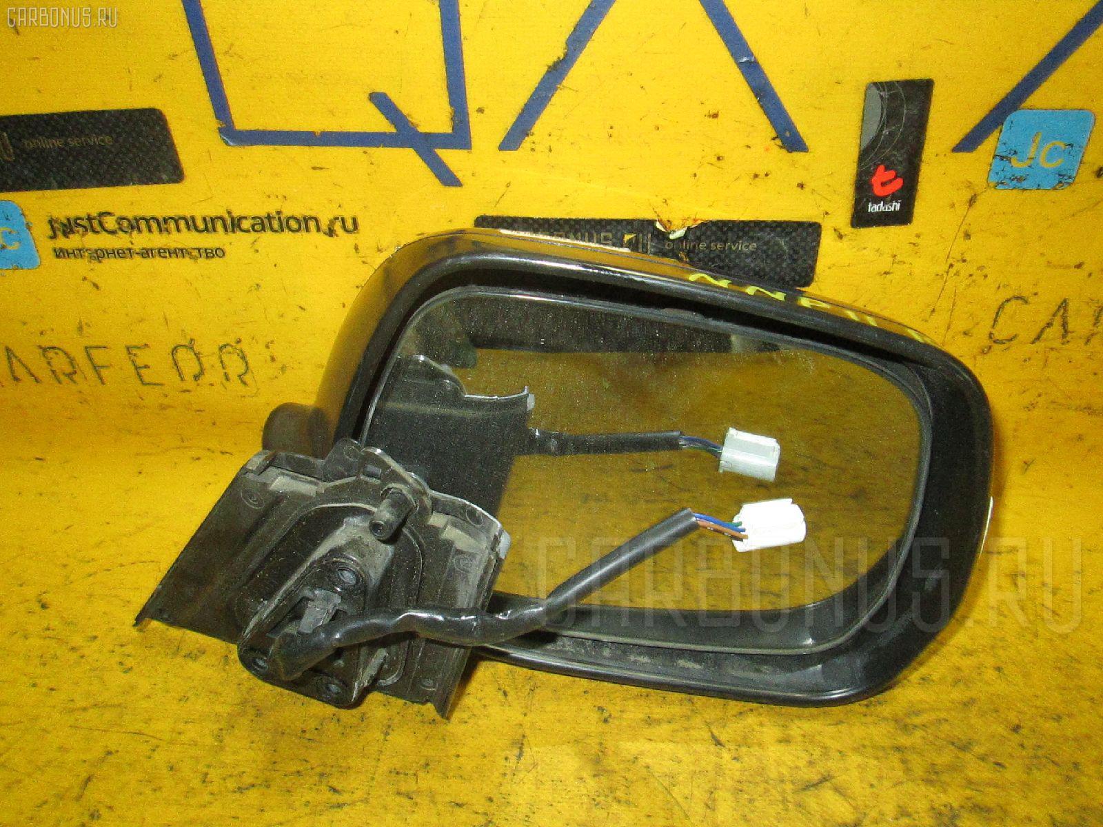 Зеркало двери боковой TOYOTA PORTE NNP11. Фото 9